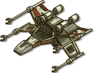 X-wing Fighter Chair sprite 001