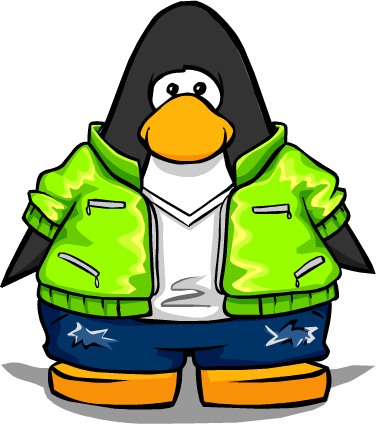 File:Green Scene Jacket from a Player Card.png