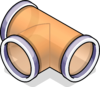 T-joint Puffle Tube sprite 029