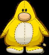 Yellow Penguin Stuffie PC