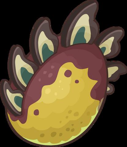 File:Prehistoric 2014 Eggs Stegosaurus Yellow.png