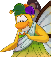 CPT 415 fairy jester penguin