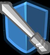 Medieval 2013 Emoticons shield