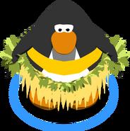 Pineapple Tiki Dress in-game