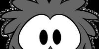 Black Puffle Costume