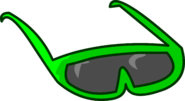 GreenSunglassesOld
