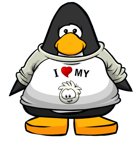 File:I Heart My White Puffle T-Shirt from a Player Card.PNG