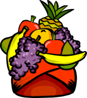 Fruit Headdress clothing icon ID 449