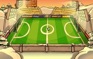 Sensei's Fire Scavenger Hunt Soccer Pitch