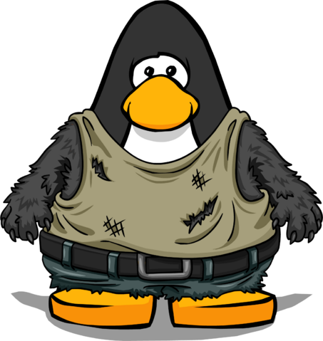 File:Gray Werewolf Costume PC.png