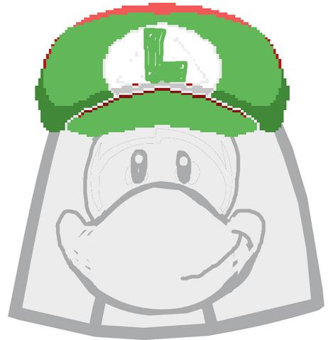 File:Luigi's cap.png