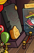 Quest for the Gold Puffle Hint