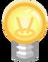 CPNext Emoticon - Light Bulb