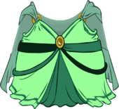 Emerald Princess Gown.png