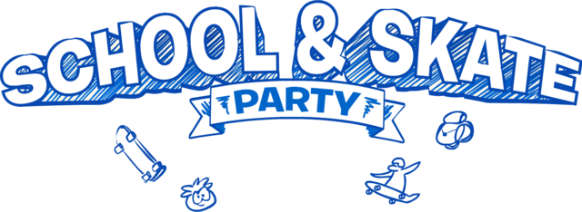 File:School & Skate Party Logo.png