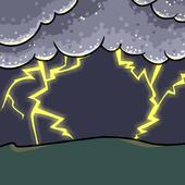 Stormy Background photo