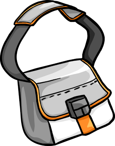File:Vinyl Messenger Bag clothing icon ID 3004.png