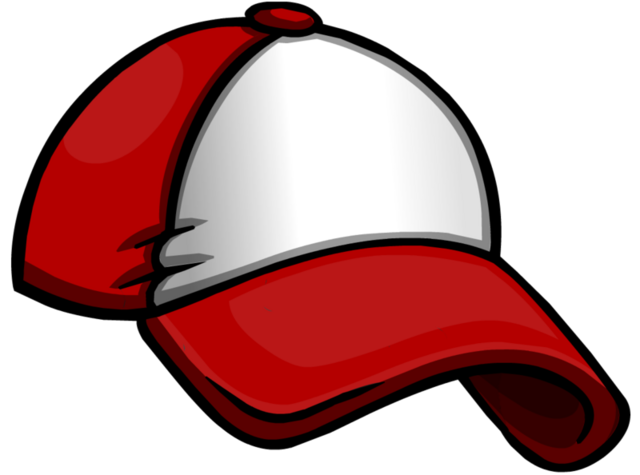 File:New Player Red Baseball Hat.png
