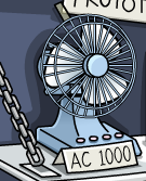 Ac 1000 Gadget Room