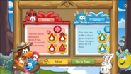 Puffle Party 2016 interface app 1