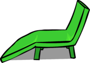 Green Deck Chair sprite 002