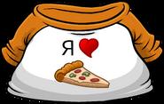 I Heart Pizza T-Shirt icon ru