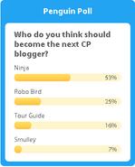 PenguinPollNextBloggerresults