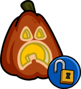 Spooky Jack-o-lantern unlockable icon