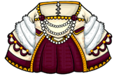 Duchess' Dress clothing icon ID 4217