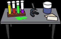 Laboratory Desk