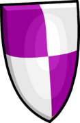 Purple Shield clothing icon ID 725