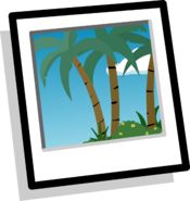 Beach Background icon