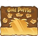 Gold puffle stuff