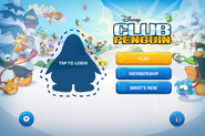 New Interface Club Penguin app-1-