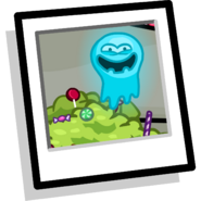 Candy Ghost BG icon