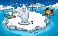 Fourth of July 2015 Iceberg
