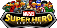 Marvel Super Hero Takeover 2013