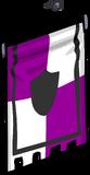 Purple Banner sprite 003
