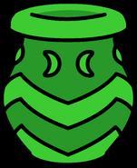 Green Vase sprite 001
