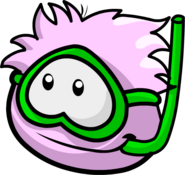 Pink PuffleAG