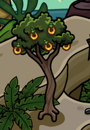 Prehistoric Party 2014 Rooms Party7 o berry tree