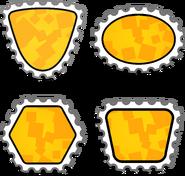 Medium stamps bases