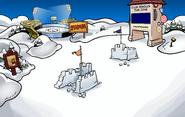 Rockhopper's Quest Snow Forts
