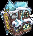 Zootopia Party Coffee Shop exterior