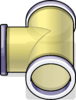 T-joint Puffle Tube sprite 040