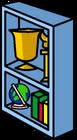 Blue Bookshelf sprite 008