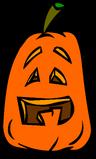 Goofy Jack-O-Lantern sprite 002