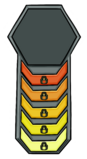 Herbert Security Clearance 5 Pin icon
