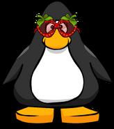 Strawberry Sunglasses PC
