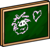 Wall Chalkboard sprite 003